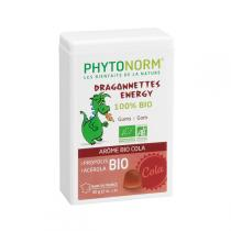 Phytonorm - Dragonnettes Organic Cola Gum Drops 40g