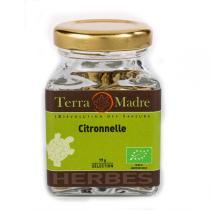 Terra Madre - Citronnelle en morceaux 17g