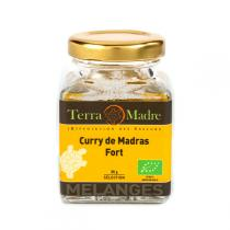 Terra Madre - Curry de Madras fort 35g