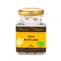 Terra Madre - Curry du Sri Lanka 35g