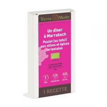 Terra Madre - Epices Poulet aux Olives 8g