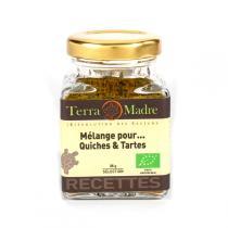Terra Madre - Mélange Quiches et Tartes 35g