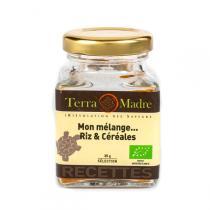Terra Madre - Mélange Riz et Céréales 35g
