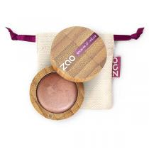 Zao MakeUp - Fard à Paupières 251 Crème cuivre