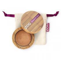 Zao MakeUp - Fard à Paupières 254 Crème Bronze doré