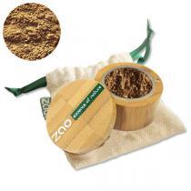 Zao MakeUp - Fard à paupières Mineral Touch Bronze doré