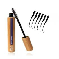 Zao MakeUp - Structuring Mascara Black 080