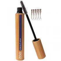 Zao MakeUp - Mascara structurant brun foncé 081
