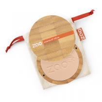 Zao MakeUp - Poudre compacte 302 Beige orangé