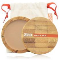 Zao MakeUp - Poudre compacte visage Beige orangé 302