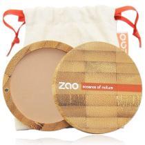 Zao MakeUp - Poudre compacte visage Brun beige 303 9g