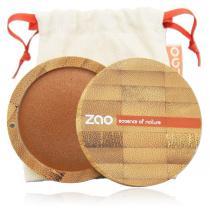 Zao MakeUp - Terre cuite minérale 343 Bronze doré