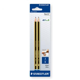 Staedtler - 2 Graphite Pencils - H