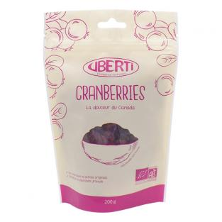 Uberti - Cranberries AB Canneberges - 200g