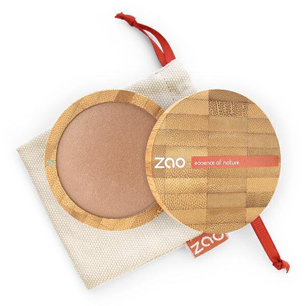 Zao MakeUp - Terre cuite minerale 341 Cuivre dore