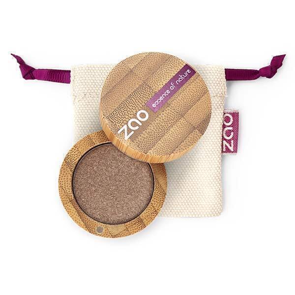 Zao MakeUp - Ombre a paupieres nacree 106 Bronze