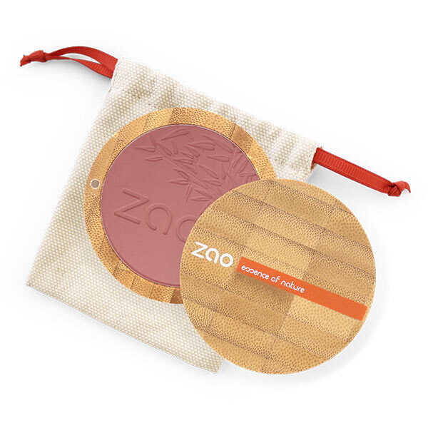 Zao MakeUp - Fard a joues 322 Brun rose