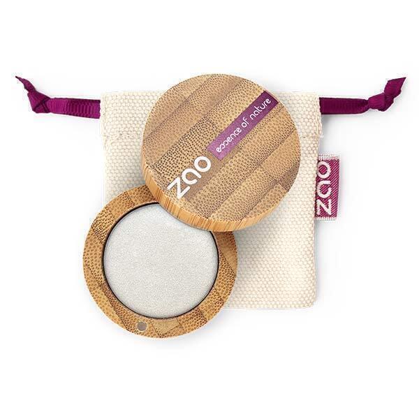 Zao MakeUp - Ombre a paupieres nacree 101 Blanc