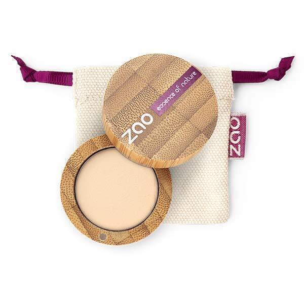 Zao MakeUp - Fard a Paupieres 201 Ivoire mat