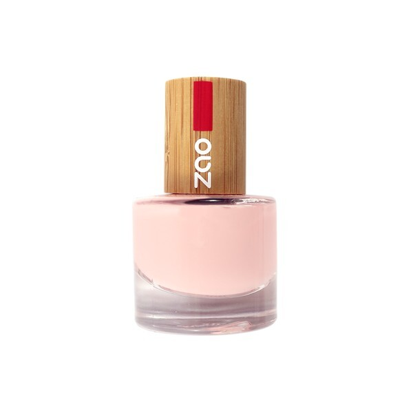 Zao MakeUp - Vernis a ongles French beige 642
