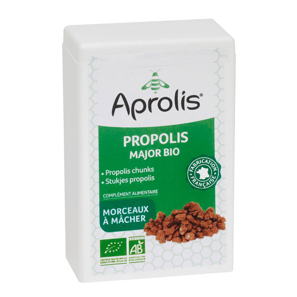 Aprolis - Propoli Bio in pezzi 10g