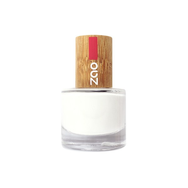 Zao MakeUp - Vernis a ongles French blanc 641