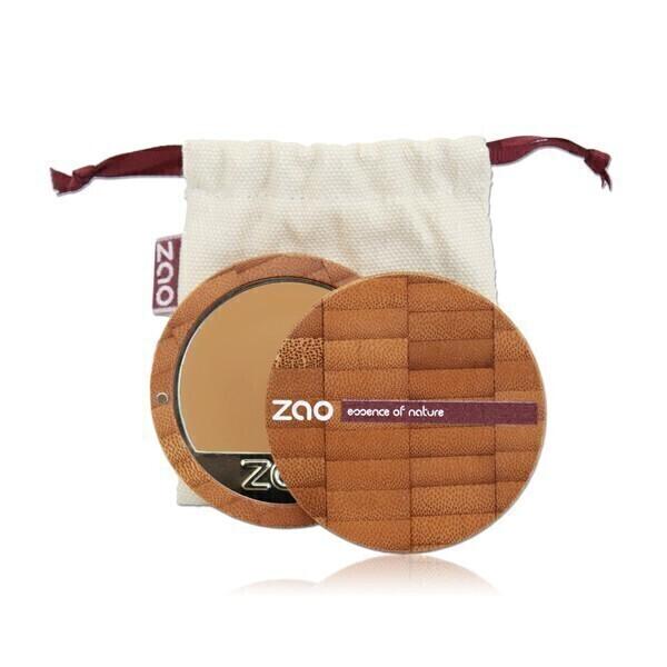 Zao MakeUp - Fond de teint compact 732 Petale de rose