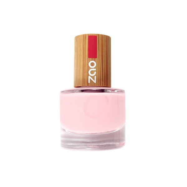 Zao MakeUp - Vernis à ongles French Rose 643