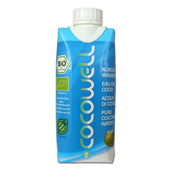 Ecoidées - Eau de coco pure 33cl