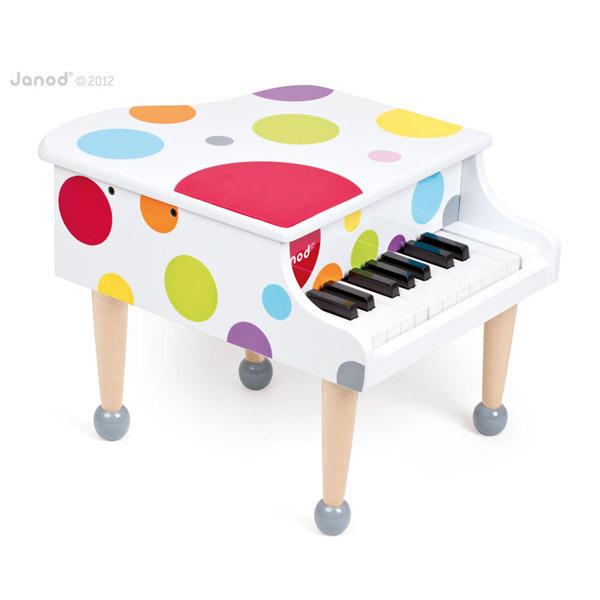 piano queue confetti janod acheter sur. Black Bedroom Furniture Sets. Home Design Ideas