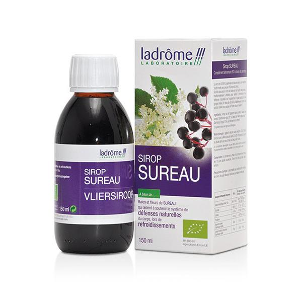 Ladrôme - Sirop de Sureau 150mL