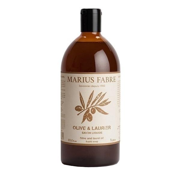Marius Fabre - Savon liquide d'Alep Recharge 1L