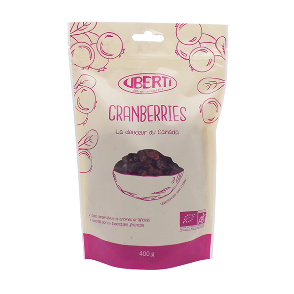 Uberti - Cranberries AB Canneberges - 400g