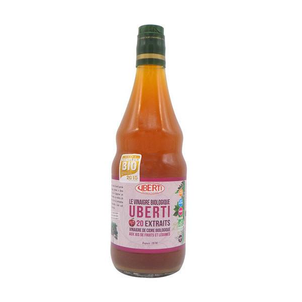 Uberti - Elixir Spécial Uberti aux 20 extraits végétaux - 75cL