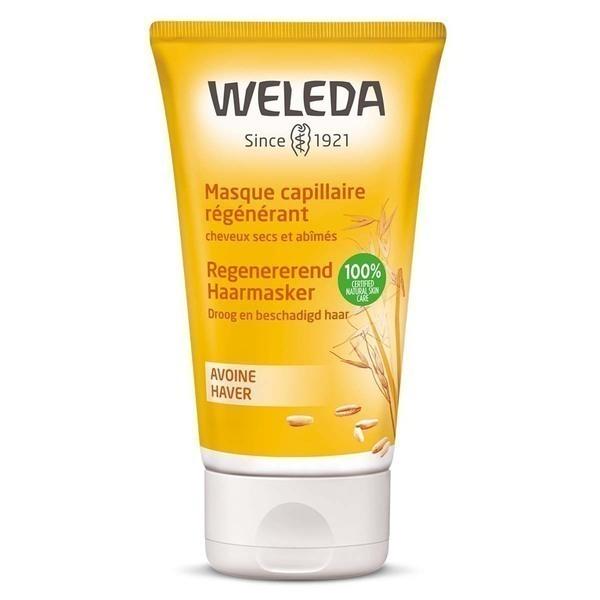 Weleda - Masque capillaire régénérant à l'Avoine 150ml