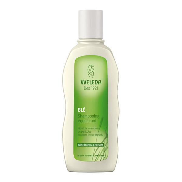 Weleda - Shampooing équilibrant au blé 190ml