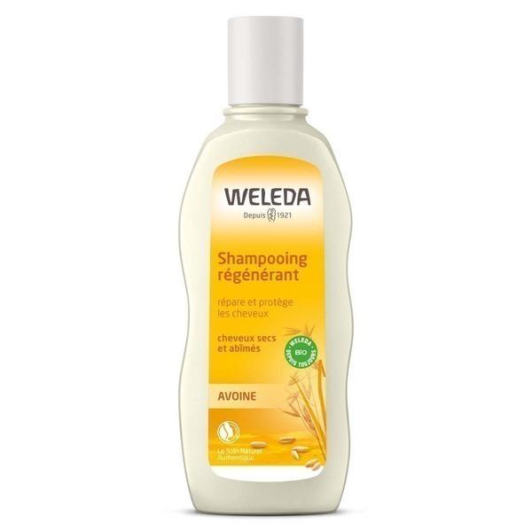 Weleda - Shampooing régénérant à l'Avoine 190ml