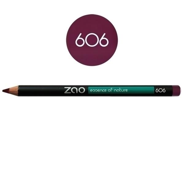 Zao MakeUp - Crayon 606 Prune