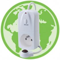 Eco Savers - Presa per spegnere stand-by televisione