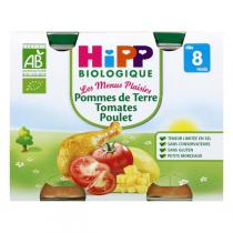 HiPP - Potato Tomato Chicken 2 jars x190g