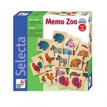 Selecta - Mémo Zoo, 3ans et +