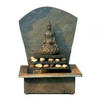 Seliger - Sala Buddhist style slate fountain