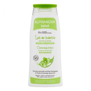 Alphanova - Alphanova Baby Cleansing Lotion BIO 200ml