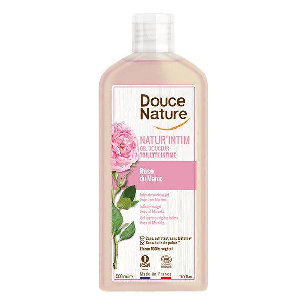 Douce Nature - Natur'intim gel douceur toilette intime 500ml