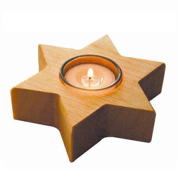 Ecodis - Star Shaped Candle Holder