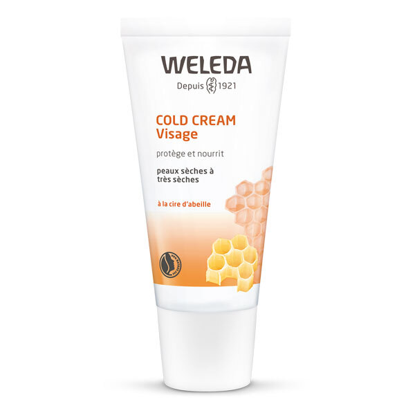 cold cream visage 30ml weleda acheter sur. Black Bedroom Furniture Sets. Home Design Ideas