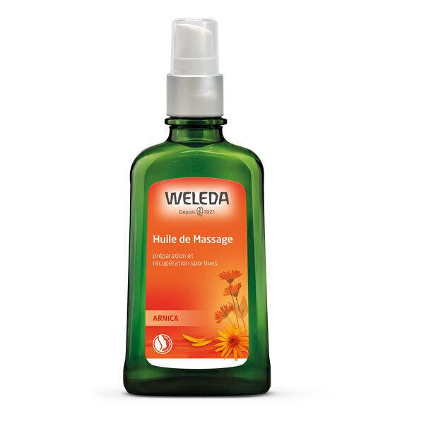Weleda - Huile de massage à l'Arnica 100ml