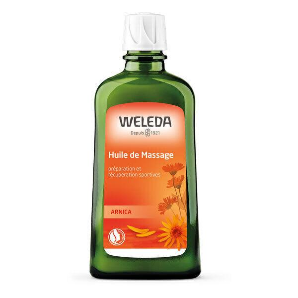 Weleda - Huile de massage à l'Arnica 200ml