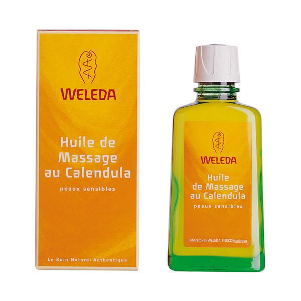 Weleda - Huile massage au Calendula 100ml