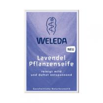 Weleda - Lavendel-Pflanzenseife 100g